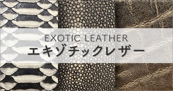 EXOTIC LEATHER エキゾチックレザー